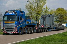 Volvo FH 16 750. .5 bed 7 trailer. .totale 188 ton