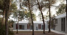 Feriendorf im Pinienwald by Office of Architecture in Barcelona