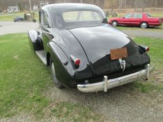 """1939 cadillac"" coupe 