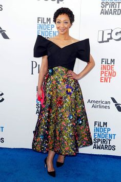 Independent Spirit Awards 2017 - Ruth Negga, de Delpozo