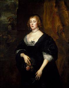 Sir Anthony van Dyck (1599-1641) —  Lady Dorothy  Dacre, 1633 : The Denver Art Museum,  Denver, Colorado.  USA (2024×2560)
