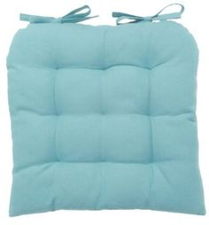 Amazon.com: Now Designs Spectrum Chair Pad, Turquoise: Home & Kitchen