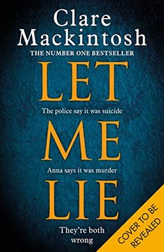 Let Me Lie by Clare Mackintosh https://www.amazon.co.uk/dp/B072JHBT4V/ref=cm_sw_r_pi_dp_x_A6ZIzbFGNJCP1