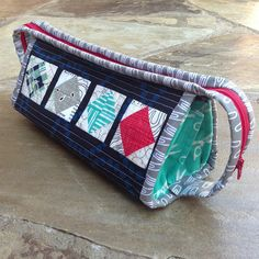Sew Together Bag by Three Owls, via Flickr