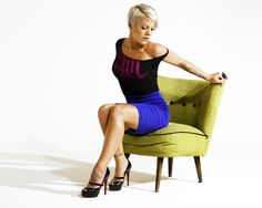 P!NK. Love listening to her music as I workout