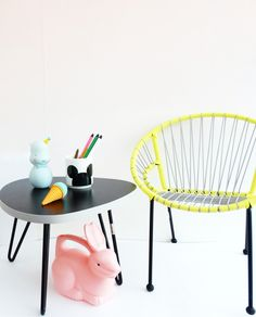 Create a fun kids room decortion with these high-quality products