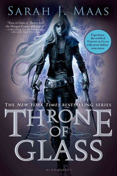 In a land without magic, where the king rules with an iron hand, an assassin is summoned to the castle. She comes not to kill the king, but to win her freedom. If she defeats twenty-three killers, thi