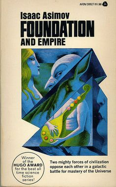 Novel-Issac-Asimov-Foundation-and-Empire | by Count_Strad