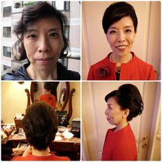 <<婚宴>>媽媽貴婦妝髮造型 - MaMaMIA愛漂亮 - FashionGuide華人第一女性時尚美妝傳媒