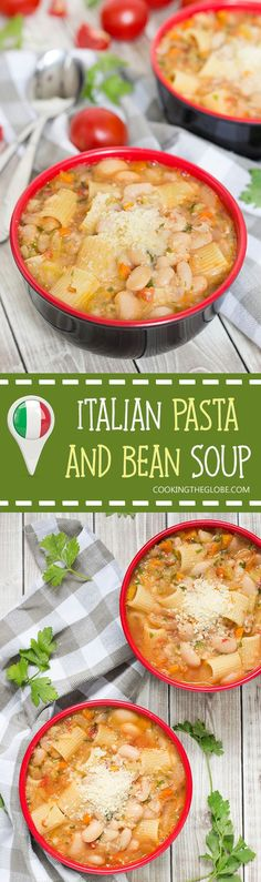 Pasta Fazool, also known by the name Pasta e Fagioli, is a classic Italian pasta…