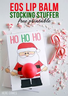 Discover The Easiest Stocking Stuffer Idea Ever Use A Free Printable