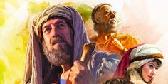 Faithful men and women in the Bible: Abram (Abraham), Elijah, Ruth | Imitate Their Faith Book | (MY FAVORITE) Jw Library, Abraham And Sarah, Die Bibel, 2 Timothy, Everlasting Life, Jesus Cristo, Bible Art, Bible Verses, Bible Stories