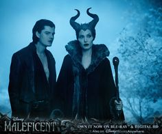 Watch the wickedly fun twist on the classic fairytale. Maleficent now on Blu-ray and Digital HD! http://di.sn/rhf