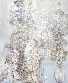 Beginning Again - Melanie Millar - oil on canvas