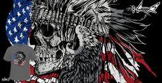 T-shirts - Design: Hunter - by: Branko Ricov