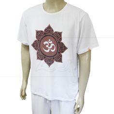c9ee876d9f39 Confeccionada em tecido confortável, essa camiseta pode ser usada tanto na  prática de Yoga,