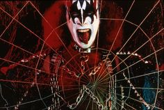Gene - 1978 Solo Album Photo Session Kiss Members, Vinnie Vincent, Kiss Pictures, Kiss Photo, Best Rock Bands, Kiss Band, Hot Band, Ace Frehley, Gene Simmons