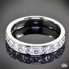 #Whiteflash #Verragio  tiffany style Bead-Set Diamond Right Hand Ring | 30704