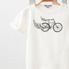 EMILE ET IDA 2014SS ベビー プリント半袖Tシャツ (CRAIE(VELO) ) 12M-18M【楽天市場】