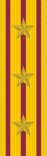 Colonel rank insignia (Manchukuo) - 滿洲國軍 - 维基百科,自由的百科全书 Military Uniforms, Atari Logo, Gadgets, Gadget