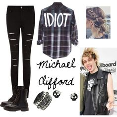 Michael Clifford by jnshaw on Polyvore