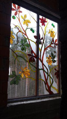#witraże #okno #pracownia witraży #stainedglass #glassatelier