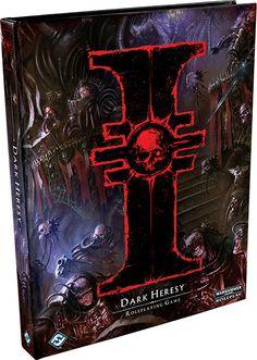 Podręcznik podstawowy. Dark Heresy 2 edycja to gra fabularna o niebezpieczeństwie, tajemnicy i brutalnej przemocy, osadzona w dalekiej, zepsutej przyszłości świata Warhammer 40.000. Gracze przyjmują role Akolitów służących na pierwszych liniach wielkiej, tajemnej wojny, mającej na celu wykorzenienie niebezpieczeństw, które zagrażają całej Ludzkości.      Jako obrońcy ludzkości, Akolici wplątują się w niebezpieczne...