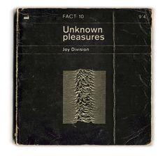 "Joy Division: ""Unknown Pleasures"" (1979)"