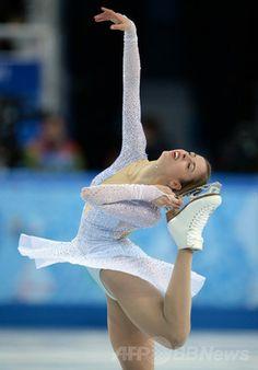 フィギュア女子SPで3位のコストナー、ソチ五輪