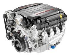 Chevrolet unveils new engine for 2014 Corvette sports car V Engine, Truck Engine, Engine Block, Used Engines, Crate Engines, Rebuilt Engines, 2014 Corvette Stingray, C7 Stingray, 2014 Chevy