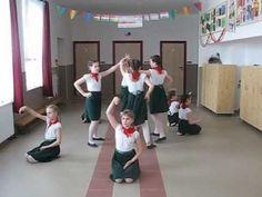 Cserszegtomaji iskolások 2013. március 15. tánc - YouTube