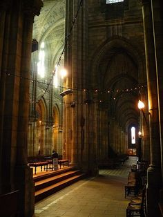 cathedral in Bergerac, France