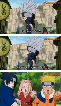 """Kakashi, Sasuke, Naruto & Sakura - from OVA """"Naruto: The Cross Roads""""<<<<<< sasuke's face tho. Sharingan Kakashi, Kakashi Sensei, Naruto Shippuden Anime, Anime Naruto, Boruto, Anime Manga, Sasunaru, Kakashi Memes, Funny Naruto Memes"""