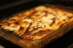 Eggplant Pasta-less Lasagna