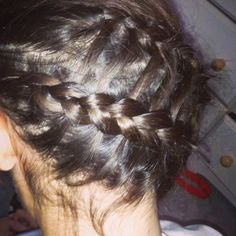 truly just me: 3 stranded feather braid combined I love this braid it is so pretty, i also got so many complements on it you can find out how to do it on my blog