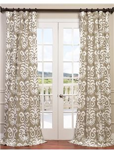 2015 Printed Cotton Twill Curtains On Pinterest Printed Cotton Curtains And Get Up