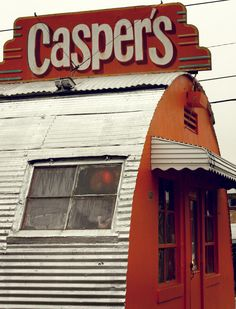 Casper's Springfield, MO Known to be the best chili in town.  Kinda on the the hippyish side in decore, very low keyed.  I make much better chili, but it will do in a pinch.