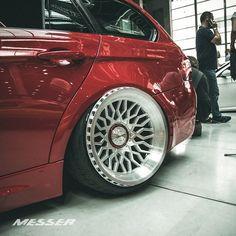 Messer wheels