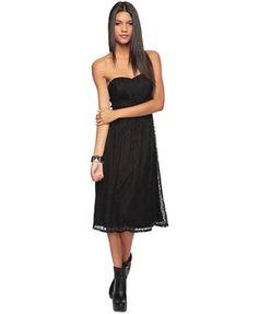 Victorian Lace Dress - StyleSays