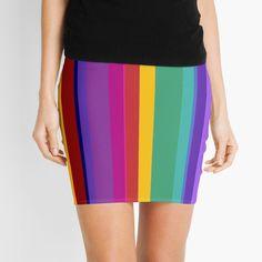 Pullover, Mini Skirts, Women's Skirts, Cabana, Chiffon Tops, Dress Skirt, Tent, High Waisted Skirt, Stripes