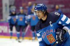 Hockey legend Teemu Selänne from Finland Hockey, Handsome, Finland, Sports, Tops, Fashion, Hs Sports, Moda, Fashion Styles