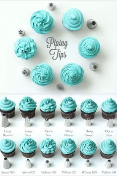 Piping Tips from Gygi