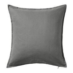 IKEA GURLI - Cushion cover, grey - 50x50 cm (Pack of 4)