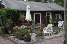 cottage and container gardening