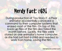 Well that kid saved toy story. Disney Fun Facts, Disney Jokes, Funny Disney Memes, Funny Memes, Hilarious, Disney And Dreamworks, Disney Pixar, Punk Disney, Disney Theory