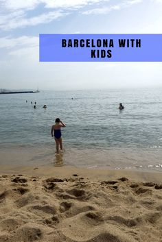 Barcelona Spain is an amazing city for kids, Beaches, museums cable cars. Here is our amazing list of things to do in Barcelona with kids.