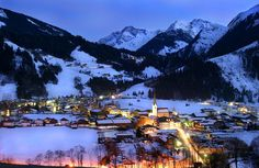 #Hollersbach im Pinzgau, Austria