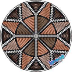 Mochila Crochet, Crochet Tote, Crochet Purses, Crochet Chart, Bead Crochet, Filet Crochet, Crochet Stitches, Boho Tapestry, Tapestry Bag