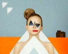 Abstract Makeup | Epic abstract makeup