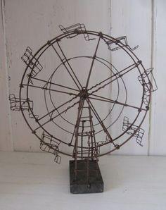 troisxriens.com | Ferris Wheel | Country Style | Pinterest